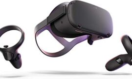 Oculus Quest All-in-one VR Gaming Headset – 128GB (UK Import)