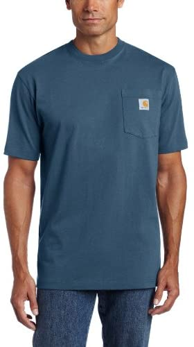 Read more about the article Carhartt Men's K87 Workwear Pocket Short Sleeve T-Shirt (Regular and Big & Tall Sizes)