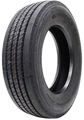 Double Coin RT600 Commercial Truck Radial Tire-26570R 19.5 143K