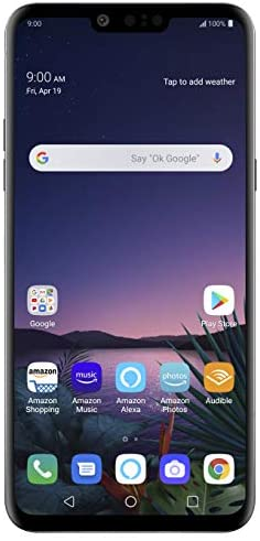 Read more about the article LG G8 ThinQ with Alexa Hands-Free – Unlocked SMARTPHONE – 128 GB – Aurora Black (US Warranty) – Verizon, AT&T, T–Mobile, Sprint, Boost, Cricket, & Metro