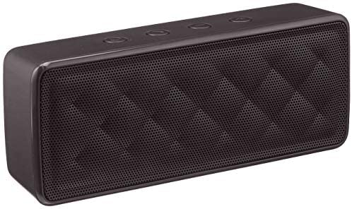 Read more about the article AmazonBasics Portable Wireless, 2.1 Bluetooth Speaker, Black