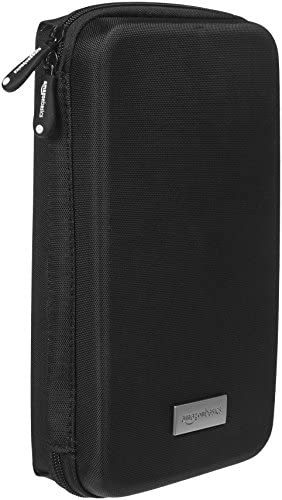 Read more about the article AmazonBasics Universal Travel Case Organizer for Small Electronics and Accessories, Black