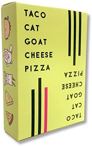 Read more about the article Taco Cat Goat Cheese Pizza