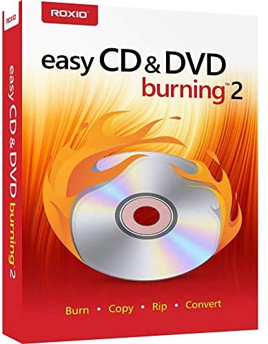 Read more about the article Roxio | Easy CD & DVD Burning 2 | Disc Burner & Video Capture [PC Disc]