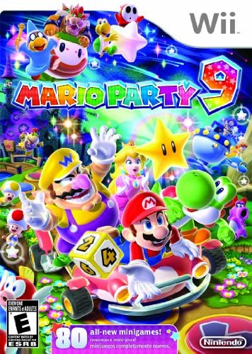 Read more about the article Mario Party 9