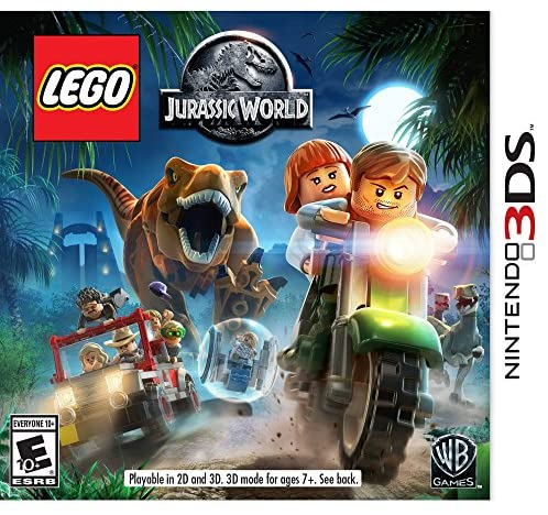 Read more about the article LEGO Jurassic World – Nintendo 3DS
