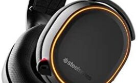 SteelSeries Arctis 5 – RGB Illuminated Gaming Headset with DTS Headphone:X v2.0 Surround – For PC and PlayStation 4 – Black