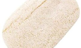 Essencedelight Loofah Sponge Scrubber Portable Multipurpose Kitchen Scrubber Household Durable Dish Cleaning Brush Cloth