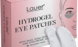 Under Eye Bags Treatment Patches | Eye Mask with Hyaluronic Acid and SNAIL Slime Extract | Puffy Eyes Dark Circles Under Eye Treatment Mask Face Mask 16 Pairs