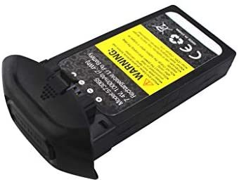 Fytoo Accessories 7.4V 1000mah Lithium Battery for D58 U88 Four-Axis Aircraft Accessories Remote Control Drone Battery Black (1PCS)
