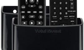 TotalMount Universal Remote Holders (Quantity 2 – Two Remotes per Holder)