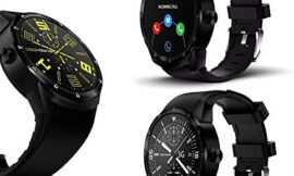 1.3-inch HD IPS Android Only SmartWatch by Indigi (Compatible with Bluetooth – DualCore CPU – WiFi – 3G GSM Unlocked – GPS) Black