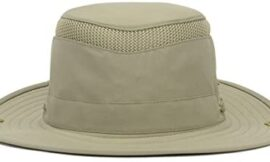 Tilley LTM3 Airflo Outdoor Hat, UPF 50+, Water-Repellent and Buoyant – Perfect for Sailing