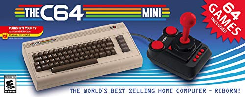 retrogames The C64 Mini USA Version – Not Machine Specific