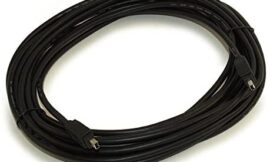 MyCableMart 25ft, 4 Pin to 4 Pin Firewire 400/1394 / iLink Heavy Duty Cable