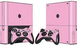 SKINOWN Xbox 360 Skin Sticker Vinyl Decal Cover for Xbox 360 E Console and Remote Controllers