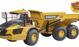 bruder 02455 Volvo A60H Articulated Hauler Vehicles – Toys
