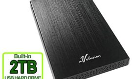 Avolusion HD250U3 2TB USB 3.0 Portable External Gaming Hard Drive (for Xbox One, Pre-Formatted) – 2 Year Warranty