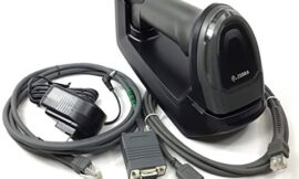 Zebra Symbol DS8178-SR 2D/1D Wireless Bluetooth Barcode Scanner/Imager, Includes Cradle, Power Supply, RS232 Cable and USB Cord (Upgraded Model of DS6878-SR)