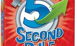 PlayMonster 5 Second Rule Game – New Edition