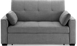 Mechali Products Furniture Sofa Sleeper Convertible into Lounger/Love seat/Bed – Twin, Full Queen Sizes (Full)