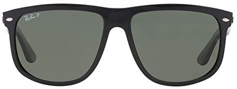 Ray Ban Man Sunglasses, Black Lenses Nylon Frame, 60mm