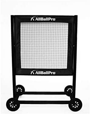 All Ball Pro Stinger X – Sports Rebounder Bounce Back Net, Pitch Back, for Lacrosse, Baseball, Softball, Soccer, Football, Basketball, Volleyball, Made in USA
