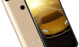 XGODY 3G GSM Unlocked Cell Phones 5.5″ inch 18:9 IPS Screen Display 5MP Dual Camera Global Band for T-Mobile/AT&T/MetroPCS 8GB Android 7.0(Gold)