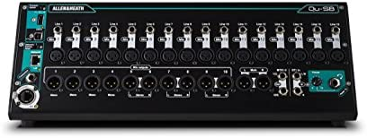 Allen & Heath QU-SB Portable 18-In/14-Out Digital Mixer with Remote Wireless Control (AH
