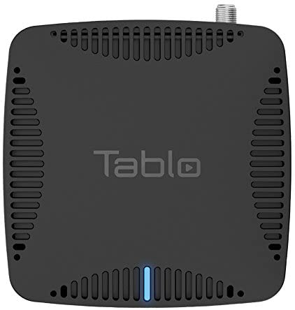 Tablo Dual LITE OTA DVR for Cord Cutters – with WiFi & Automatic Commercial Skip