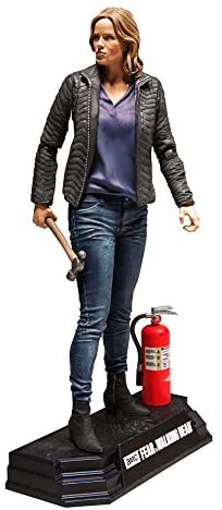McFarlane Toys Fear The Walking Dead TV Madison Clark 7″ Collectible Action Figure