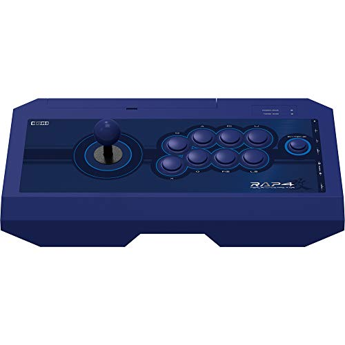 HORI Real Arcade Pro 4 Kai (Blue) for PlayStation 4, PlayStation 3, and PC – PlayStation 4