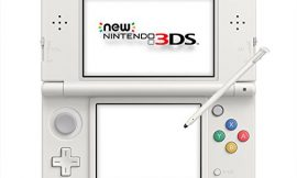 New Nintendo 3DS – White [Japan Import]