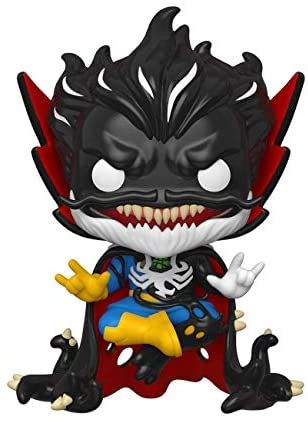 Funko Pop! Marvel: Maximum Venom – Dr. Strange, Glow in The Dark, Amazon Exclusive, Multicolor