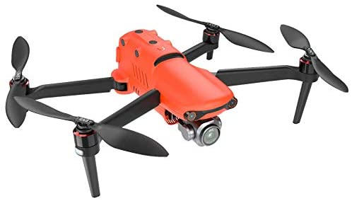 Autel Robotics EVO II Pro 6K Drone Camera with 1 Inch Sensor, Portable Folding Aircraft with Remote Controller, Captures Incredibly Smooth 6K Ultra HD Video and 20MP Photos