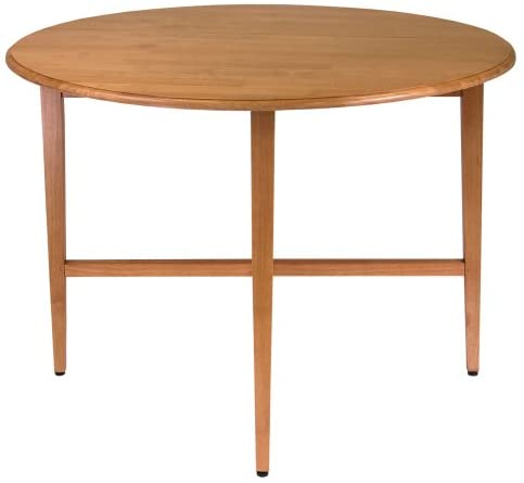 Winsome Wood Hannah Dining, Light Oak
