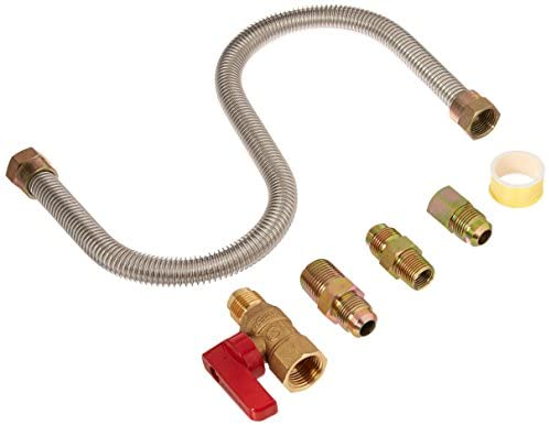 Mr. Heater F271239  One-Stop Universal Gas-Appliance Hook-Up Kit,Small