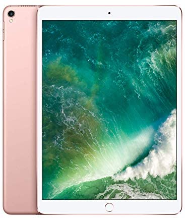 Apple iPad Pro (10.5-inch, Wi-Fi + Cellular, 64GB) – Rose Gold (Previous Model)
