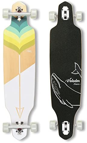 VOLADOR 40inch Maple Longboard – Basic Cruiser