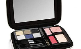 Lancome Travel Chic Evening Make-Up Pouch Plantine Edition Eye Shadow Palette