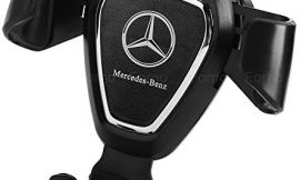 Car Mount Phone Holder Automatic Locking Universal Air Vent GPS Cell Phone Holder for Mercedes-Benz (for Mercedes-Benz)