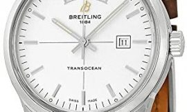 Breitling Transocean Day & Date Automatic Mens Watch A4531012/G751