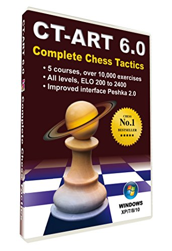 CT-ART 6.0. Complete Chess Tactics – Training Software