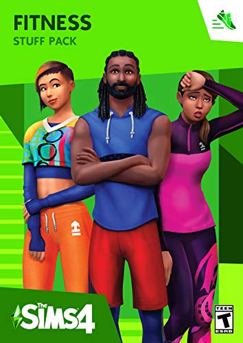 The Sims 4 – Fitness Stuff [Online Game Code]