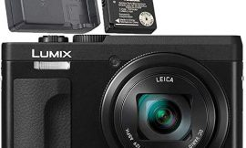 Panasonic LUMIX DC-ZS70S 20.3MP 4K Digital Camera (Black) with Battery and External Charger Travel Pack Bundle