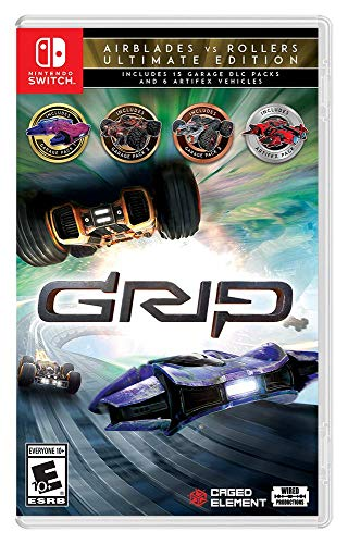 GRIP: Combat Racing – AirBlades vs Rollers Ultimate Edition