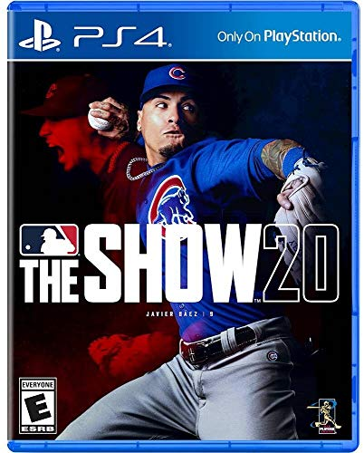MLB The Show 20 for PS4 – PS4 Exclusive – ESRB Rated E (Everyone) – Max Number of Multi-Players: 8 – Sports Game – Releases 3/17/2020