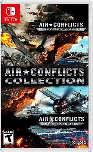 Air Conflicts Collection – Nintendo Switch