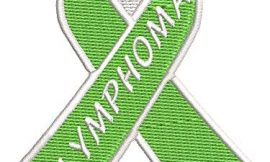 Lymphoma Lime Green Awareness Ribbon Series 3.5″ Embroidered DIY Iron on or Sew-on Decorative Patch Badge Emblem Appliques