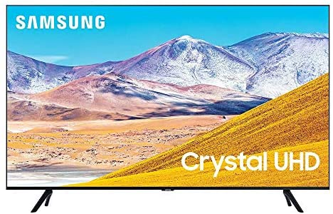 Samsung UN65TU8000 65″ 8 Series Ultra High Definition Smart 4K Crystal TV Bundle with Additional One Year Coverage by Epic Protect (2020)